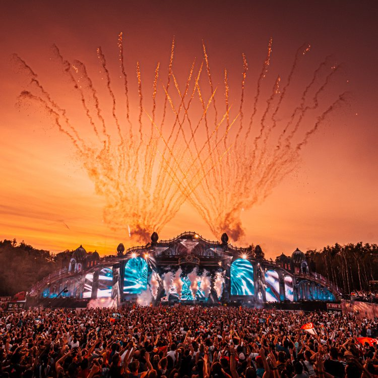 Jul 21 — 2019, TML – Smash The House, Boom, Belgium