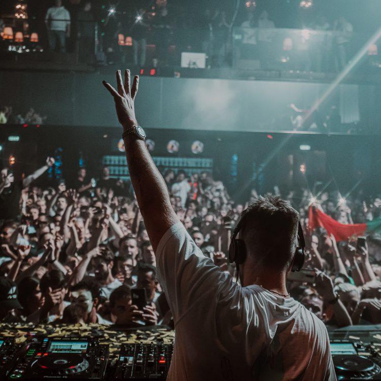 Oct. 14 - 2021, ADE 2021 - Club Escape, Amsterdam